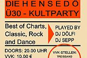 31.10.2016: JUST DANCE - Die HenSeDö Ü30 Kultparty