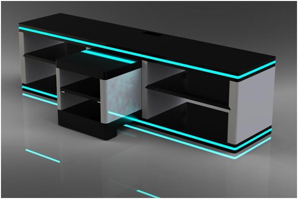 Tv sideboard design  Young Designer - CasaLuma - Design in Motion!